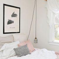 Inspiração: quartos cor-de-rosa